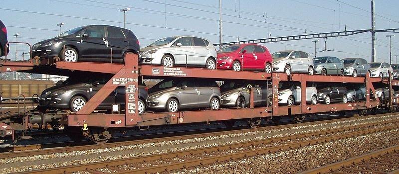 trasporto auto in treno karryco