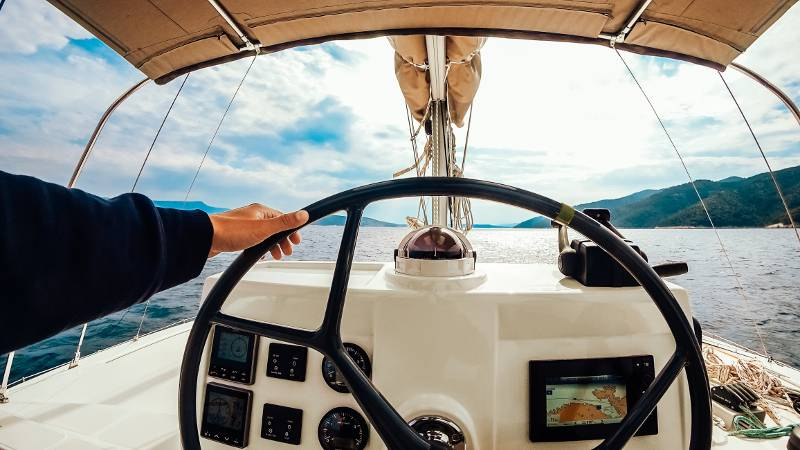 trasporto barca via mare