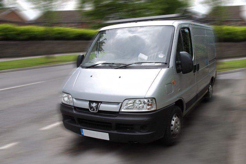 trasporto moto furgone