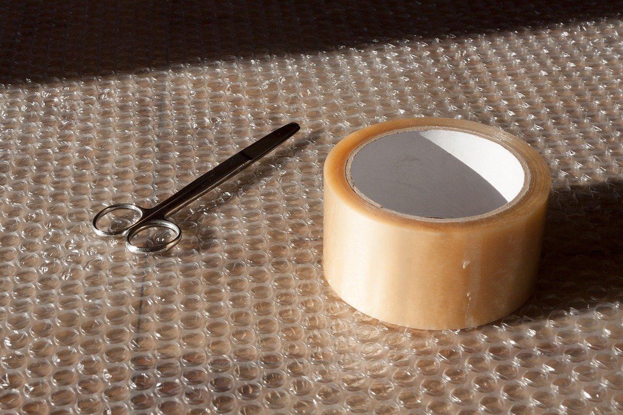 imballare mobili pluriball